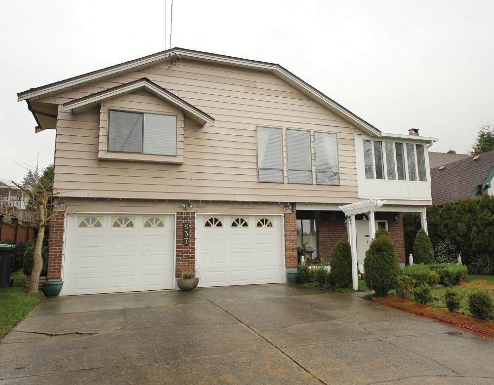 Main Photo: 637 FAIRVIEW Street in Coquitlam: Coquitlam West House for sale : MLS®# R2288737