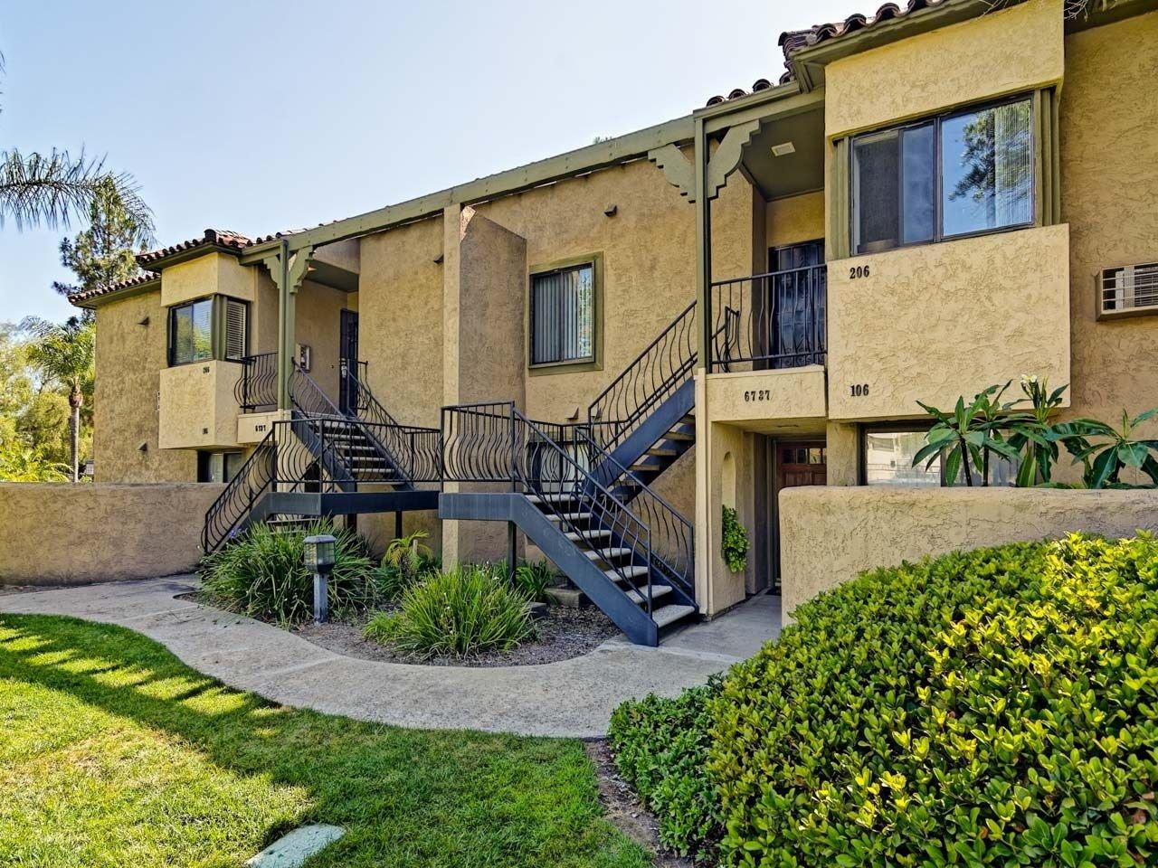 Main Photo: SAN CARLOS Condo for sale : 2 bedrooms : 6737 OAKRIDGE RD #206 in SAN DIEGO