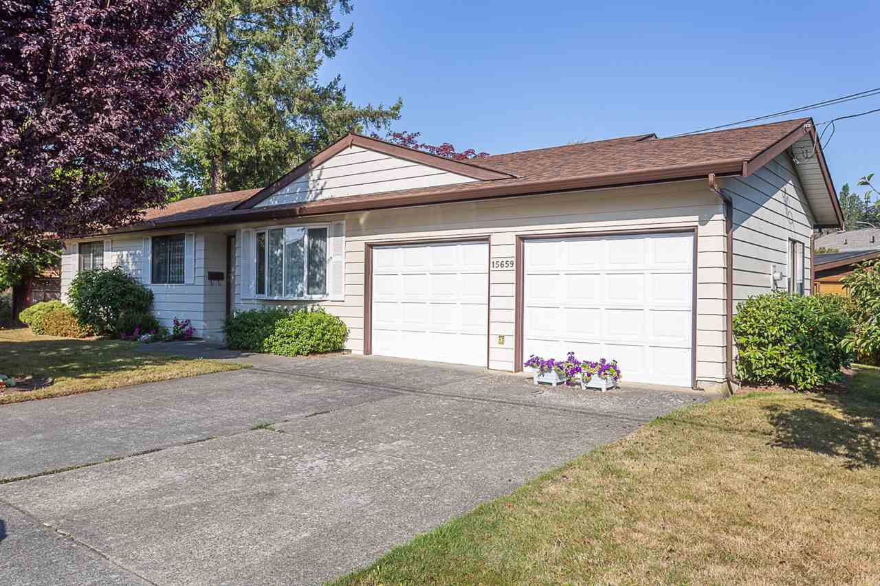 """Main Photo: 15659 ASTER Road in Surrey: King George Corridor House for sale in """"King George Cooridoor"""" (South Surrey White Rock)  : MLS®# R2302599"""