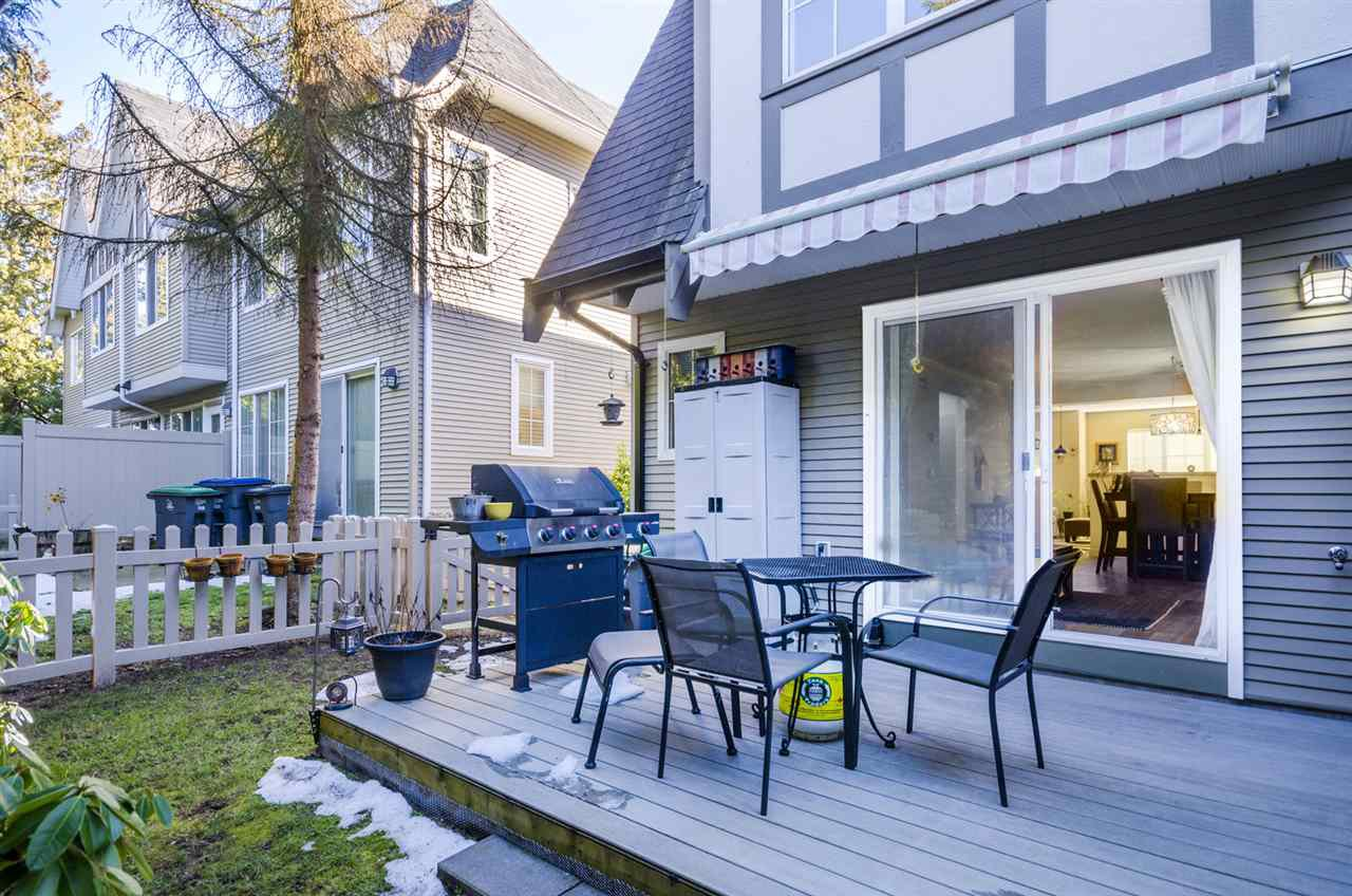 "Main Photo: 27 12778 66 Avenue in Surrey: West Newton Townhouse for sale in ""Hathaway Village"" : MLS®# R2346018"