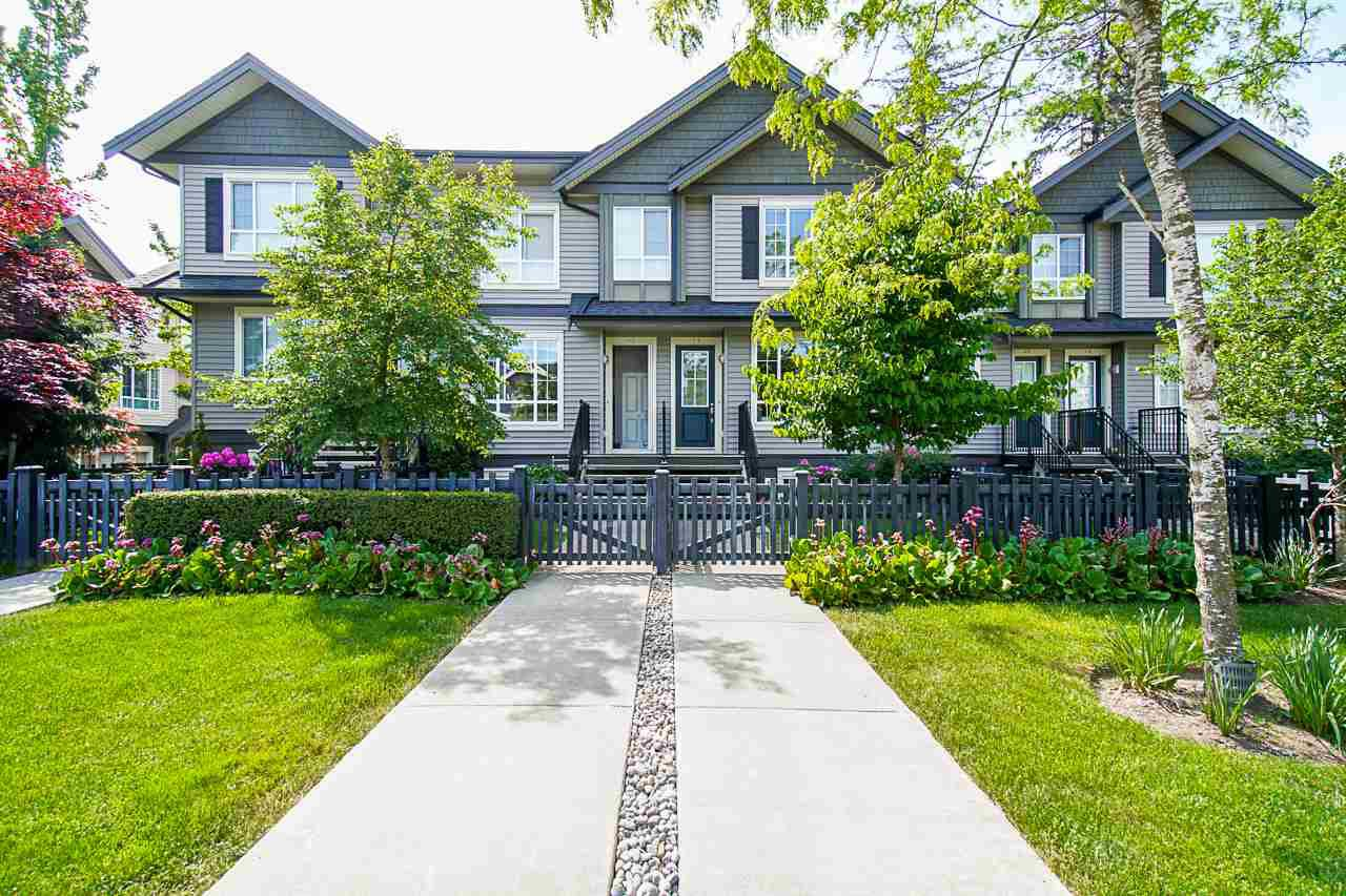 Main Photo: 14 4967 220 Street in Langley: Murrayville Townhouse for sale : MLS®# R2368392