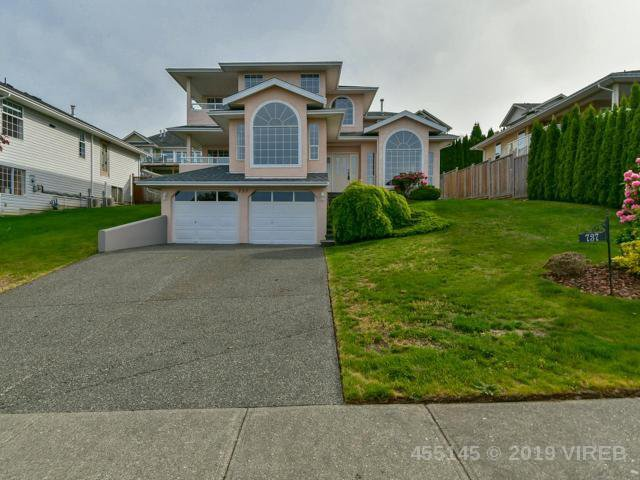 Main Photo: 737 BOWEN DRIVE in CAMPBELL RIVER: Z1 Willow Point House for sale (Zone 1 - Campbell River)  : MLS®# 455145