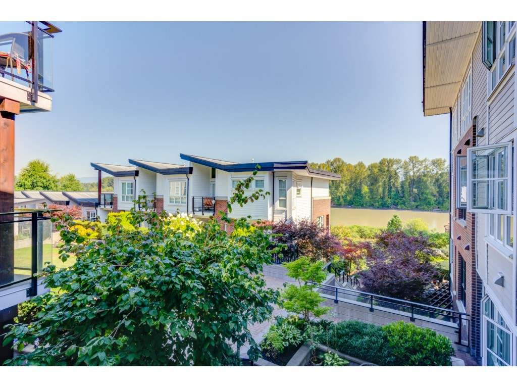 """Main Photo: 303 23215 BILLY BROWN Road in Langley: Fort Langley Condo for sale in """"Waterfront at Bedford Landing"""" : MLS®# R2393765"""