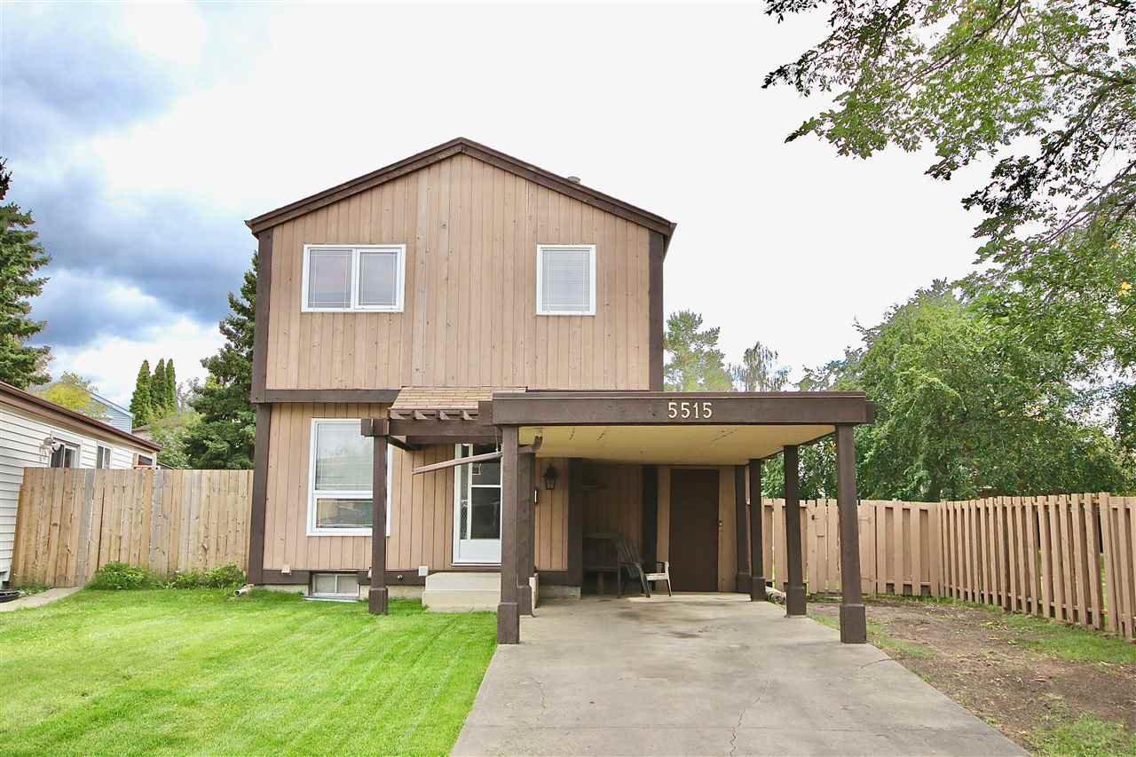 Main Photo: 5515 93A Avenue in Edmonton: Zone 18 House for sale : MLS®# E4174659