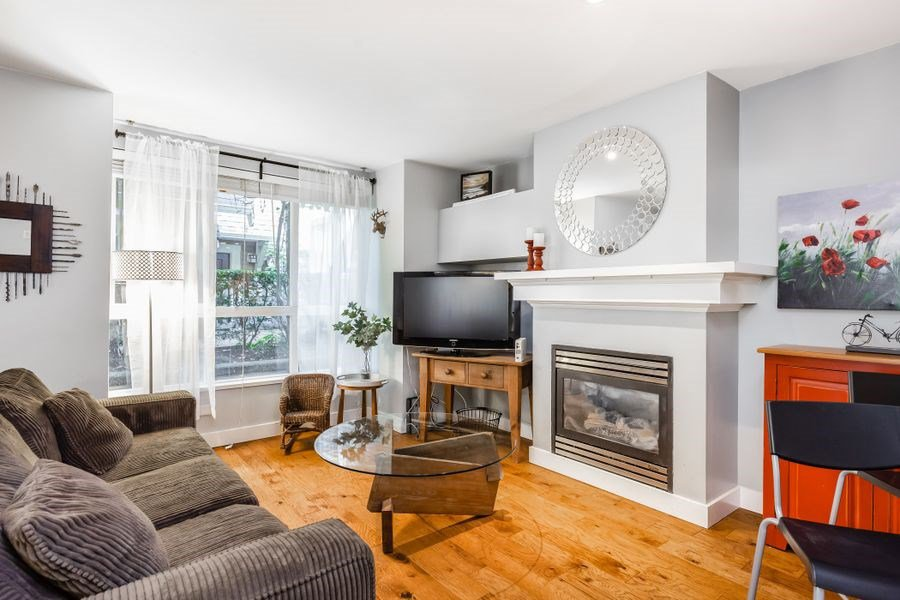 """Main Photo: 1 1075 LYNN VALLEY Road in North Vancouver: Lynn Valley Townhouse for sale in """"RIVER ROCK 2"""" : MLS®# R2427663"""