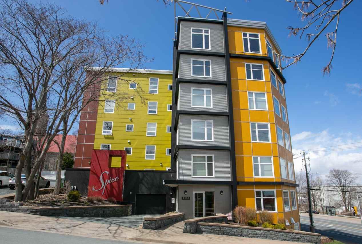 Main Photo: 208 5221 Cornwallis Street in Halifax: 1-Halifax Central Residential for sale (Halifax-Dartmouth)  : MLS®# 202006611