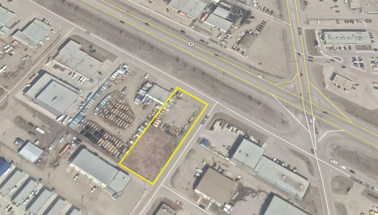 Main Photo: 10103 S ALASKA Road in Fort St. John: Fort St. John - City SW Land Commercial for sale (Fort St. John (Zone 60))  : MLS®# C8032747