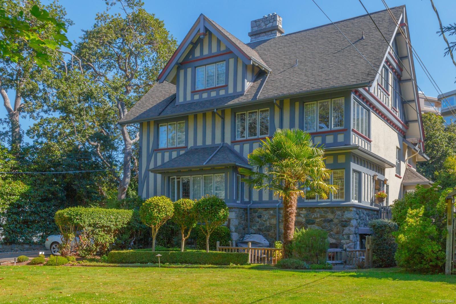 Main Photo: F 349 Foul Bay Rd in : Vi Fairfield East Condo Apartment for sale (Victoria)  : MLS®# 852440