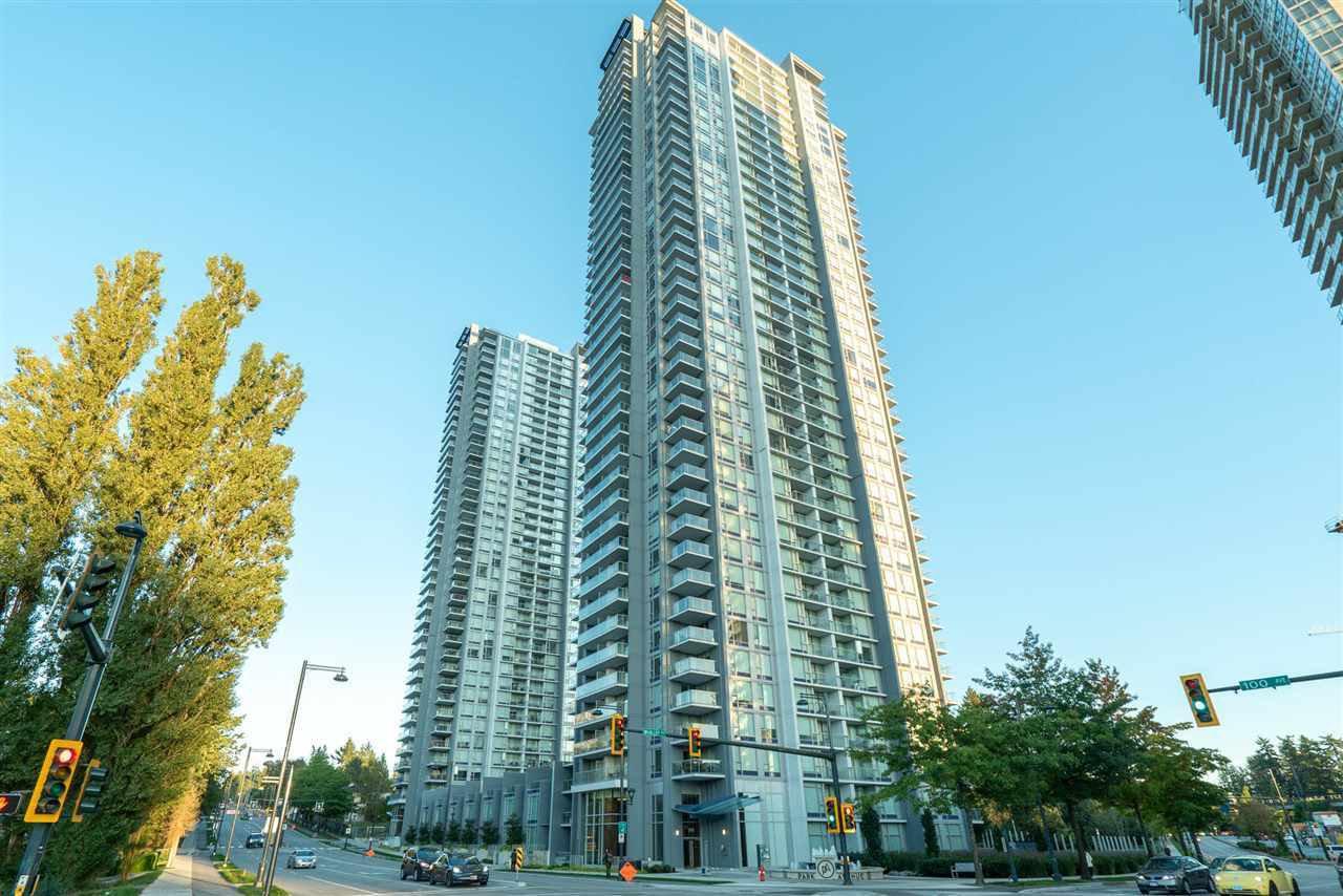 """Main Photo: 811 13696 100 Avenue in Surrey: Whalley Condo for sale in """"PARK AVENUE"""" (North Surrey)  : MLS®# R2506974"""