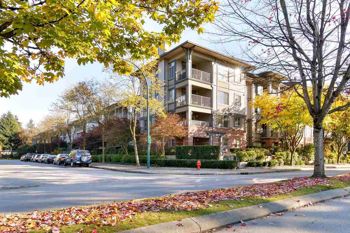 "Main Photo: 310 2468 ATKINS Avenue in Port Coquitlam: Central Pt Coquitlam Condo for sale in ""THE BORDEAUX"" : MLS®# R2512147"