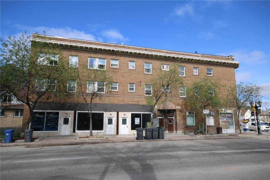 Main Photo: 466 Sherbrook Street in Winnipeg: West End Industrial / Commercial / Investment for lease (5A)  : MLS®# 202026881