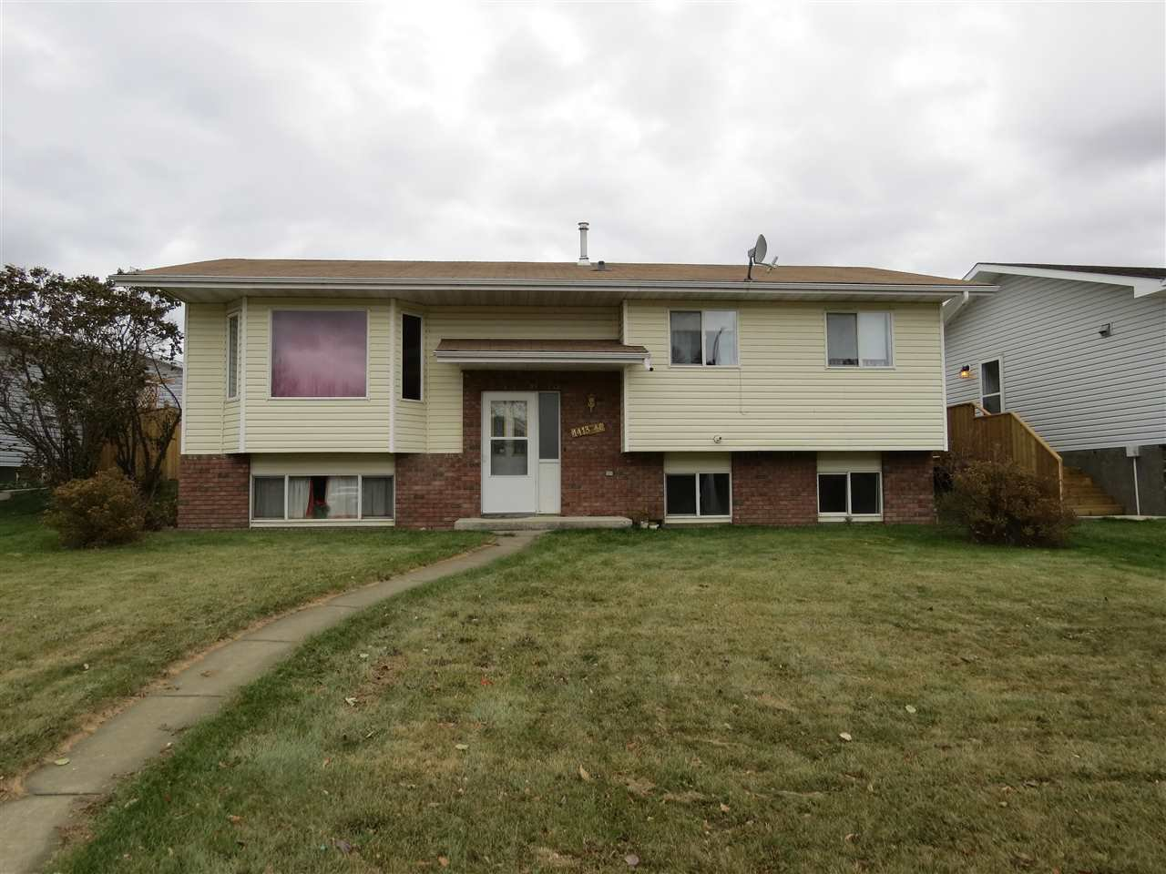 Main Photo: 4413 48 Ave: Onoway House for sale : MLS®# E4219653