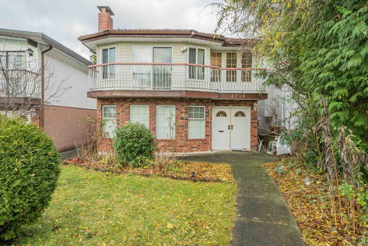 Main Photo: 6716 HERSHAM Avenue in Burnaby: Highgate House for sale (Burnaby South)  : MLS®# R2521707