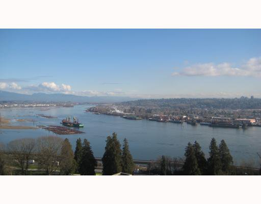 Main Photo: 1404 15 E ROYAL Avenue in New Westminster: Fraserview NW Condo for sale : MLS®# V809294