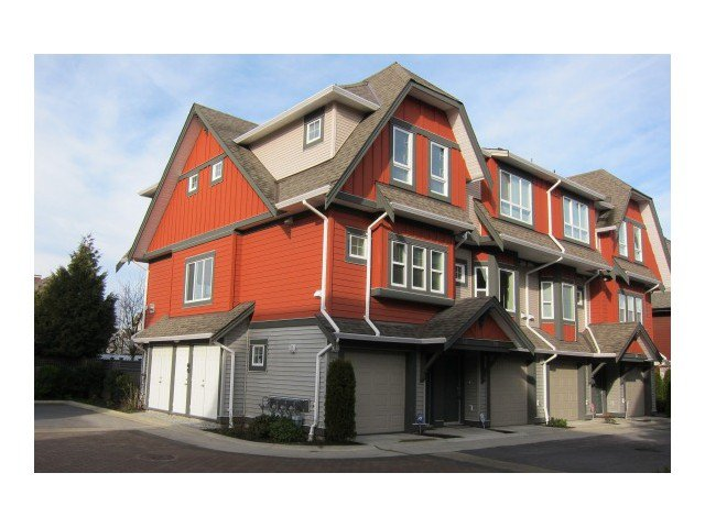 Main Photo: 19 9751 Ferndale Road in Richmond: McLennan North Townhouse for sale : MLS®# V931618