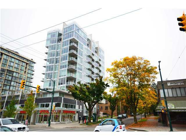 "Main Photo: 401 2550 SPRUCE Street in Vancouver: Fairview VW Condo for sale in ""SPRUCE"" (Vancouver West)  : MLS®# V1032685"