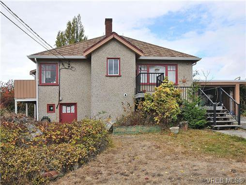 Main Photo: 468 Foster St in VICTORIA: Es Saxe Point House for sale (Esquimalt)  : MLS®# 655186