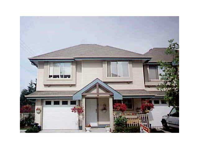 Main Photo: 1 11860 210TH Street in Maple Ridge: Southwest Maple Ridge Townhouse for sale : MLS®# V1038935