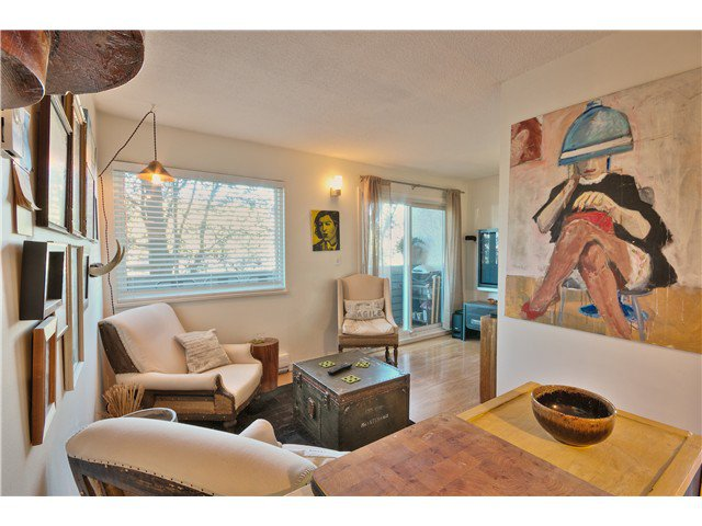 Main Photo: 202 16 LAKEWOOD Drive in Vancouver: Hastings Condo for sale (Vancouver East)  : MLS®# V1045418