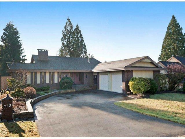 Main Photo: 710 SYDNEY Avenue in Coquitlam: Coquitlam West House for sale : MLS®# V1099592