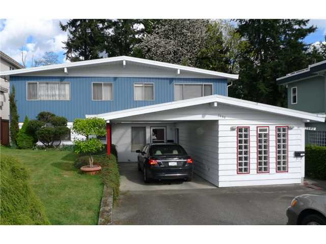 Main Photo: 7680 - 7682 ARTHUR Avenue in Burnaby: South Slope House for sale (Burnaby South)  : MLS®# V1116462