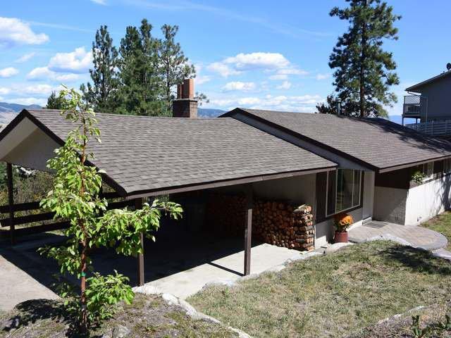 Main Photo: 5350 RONDE Lane in : Barnhartvale House for sale (Kamloops)  : MLS®# 130580