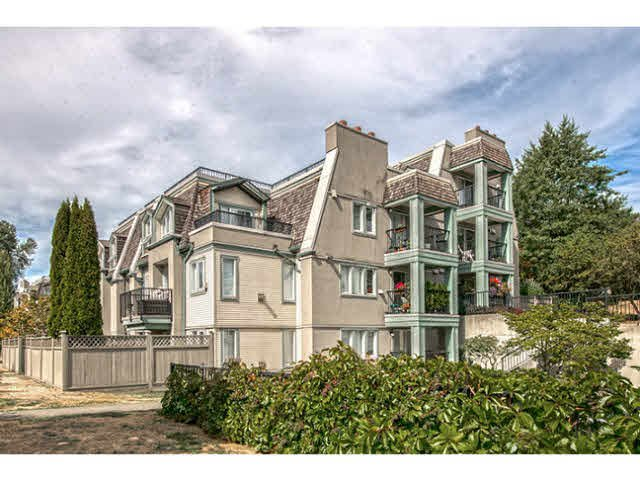 "Main Photo: 71 202 LAVAL Street in Coquitlam: Maillardville Townhouse for sale in ""PLACE FOUNTAIN BLUE"" : MLS®# V1141047"