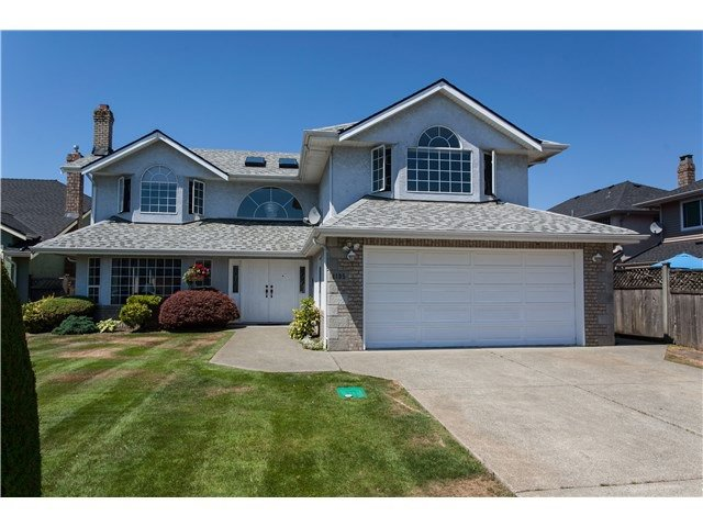 """Main Photo: 4105 BRYSON Place in Richmond: West Cambie House for sale in """"WEST CAMBIE"""" : MLS®# R2002606"""