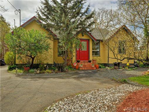 Main Photo: 671 Kelly Road in VICTORIA: Co Hatley Park Single Family Detached for sale (Colwood)  : MLS®# 362690