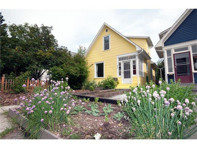 Photo 19: Photos: 929 1 Avenue NW in Calgary: Sunnyside House for sale : MLS®# C4069775