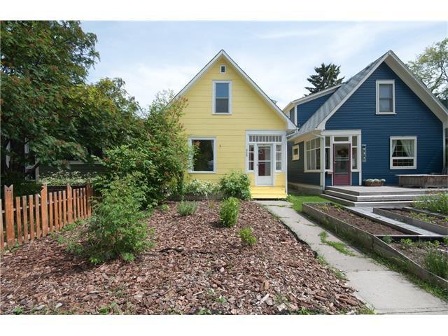 Photo 2: Photos: 929 1 Avenue NW in Calgary: Sunnyside House for sale : MLS®# C4069775