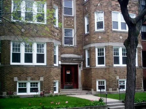Main Photo: 1408 WARNER Avenue Unit GW in CHICAGO: CHI - Lake View Rentals for rent ()  : MLS®# 09269913