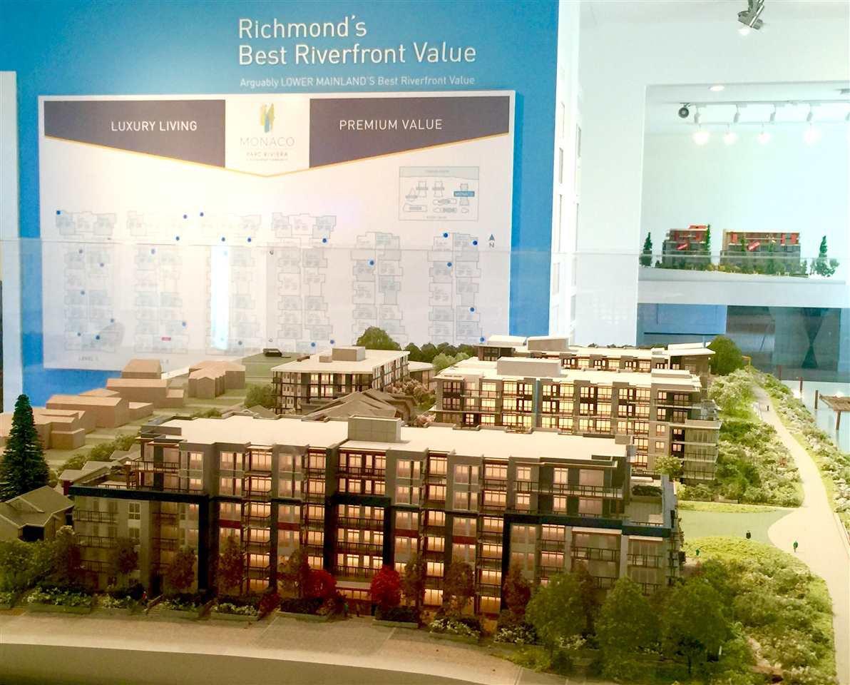 """Photo 2: Photos: 204 10177 RIVER Drive in Richmond: Bridgeport RI Condo for sale in """"Parc Riviera -Monaco"""" : MLS®# R2090021"""