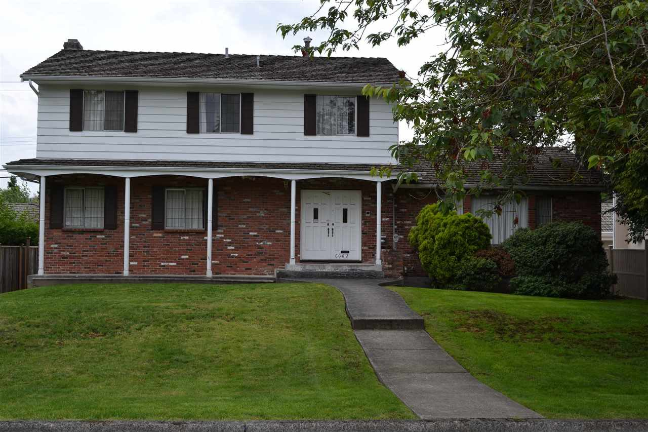 Main Photo: 6062 FREMLIN Street in Vancouver: Oakridge VW House for sale (Vancouver West)  : MLS®# R2096884