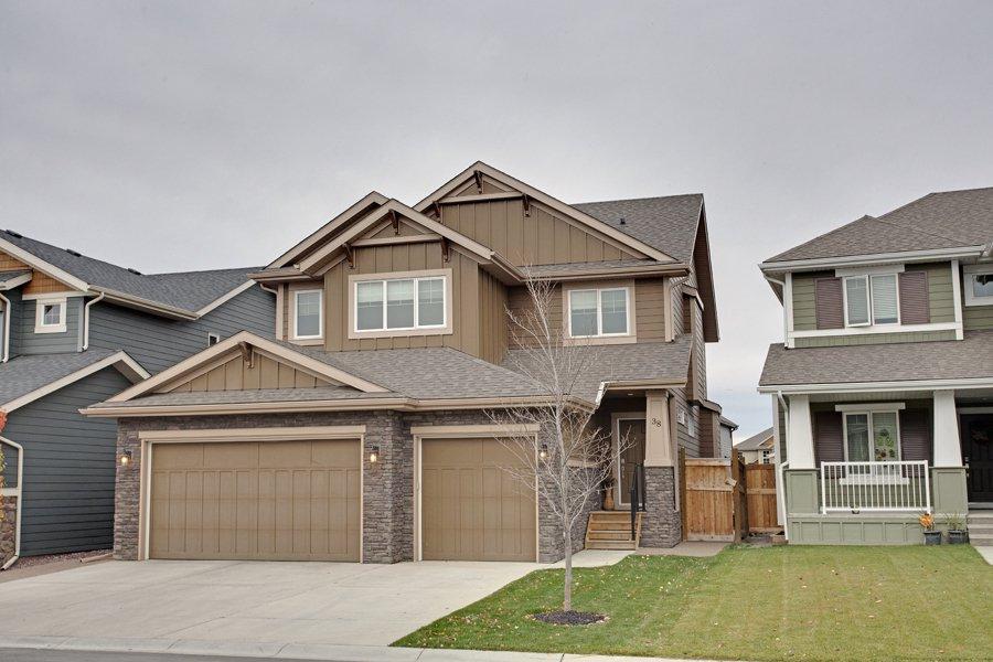 Main Photo: 38 Auburn Sound Circle SE in Calgary: House for sale : MLS®# C3540976