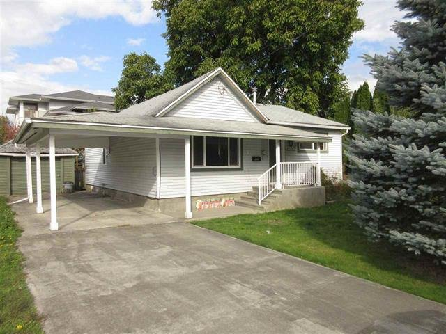Main Photo: 46249 SECOND Avenue in Chilliwack: Chilliwack E Young-Yale House for sale : MLS®# R2127511