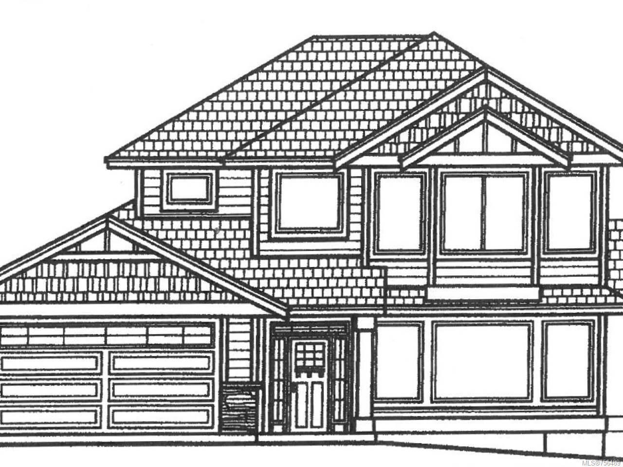 Main Photo: 2869 SWANSON STREET in COURTENAY: CV Courtenay City House for sale (Comox Valley)  : MLS®# 756489