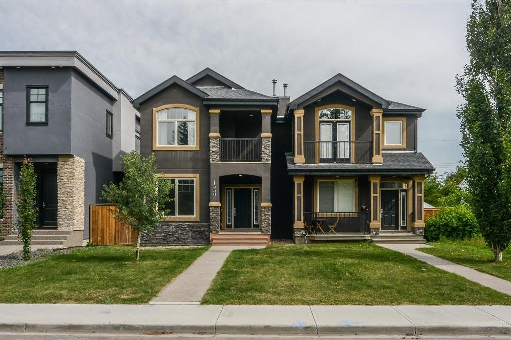 Main Photo: B 1330 19 Avenue NW in Calgary: Capitol Hill House for sale : MLS®# C4138798