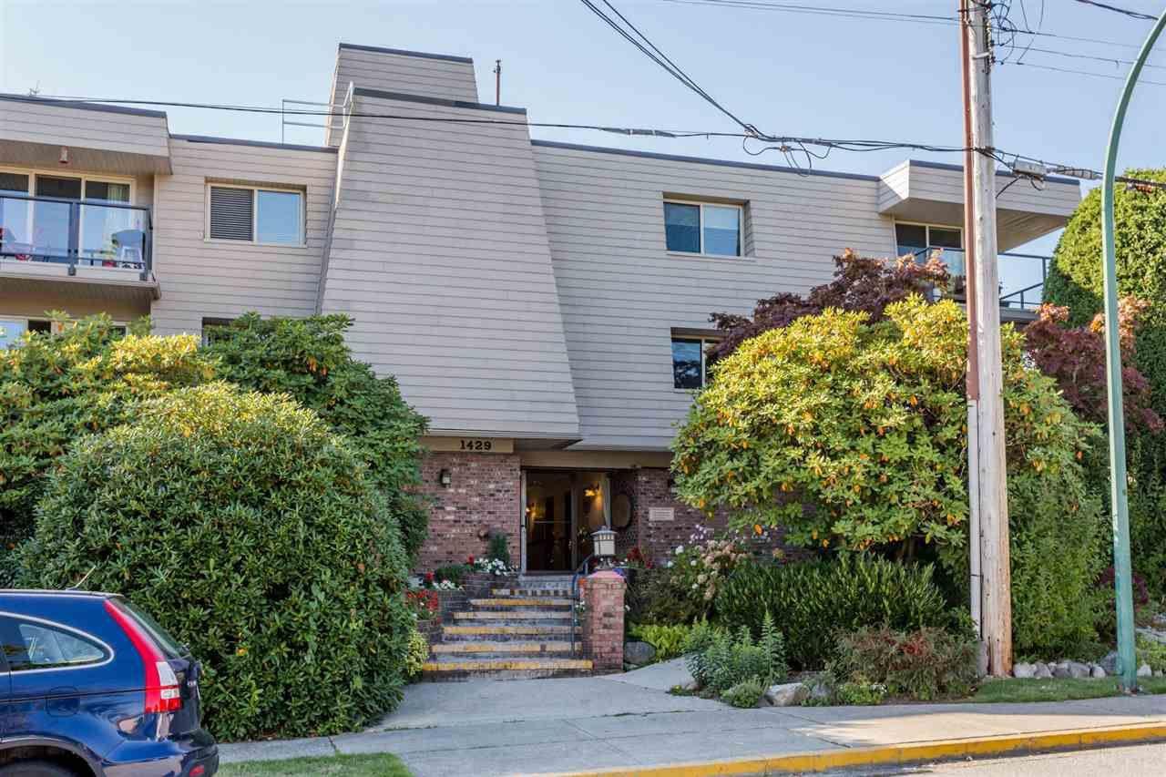 "Main Photo: 205 1429 MERKLIN Street: White Rock Condo for sale in ""Kensington Manor"" (South Surrey White Rock)  : MLS®# R2211256"