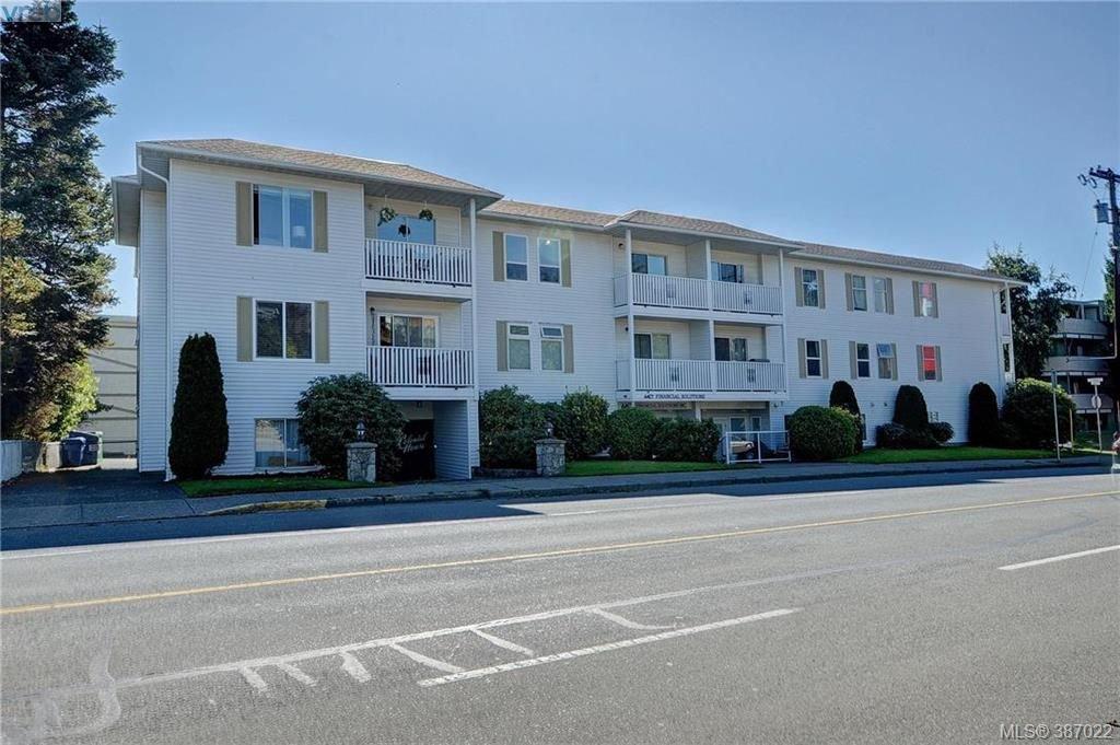 Main Photo: 308 1351 Esquimalt Rd in VICTORIA: Es Saxe Point Condo Apartment for sale (Esquimalt)  : MLS®# 777691