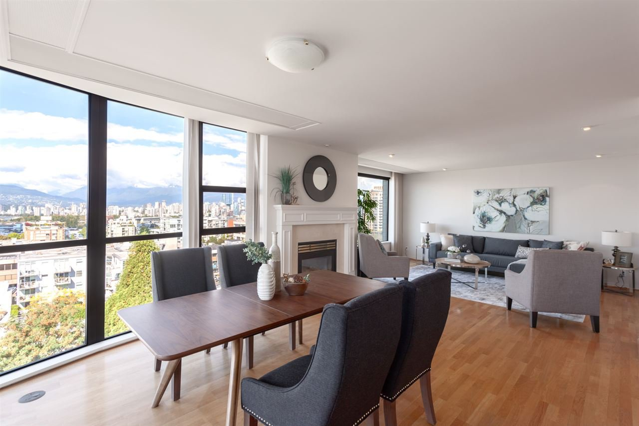 Main Photo: 1002 1736 W 10TH Avenue in Vancouver: Fairview VW Condo for sale (Vancouver West)  : MLS®# R2335342