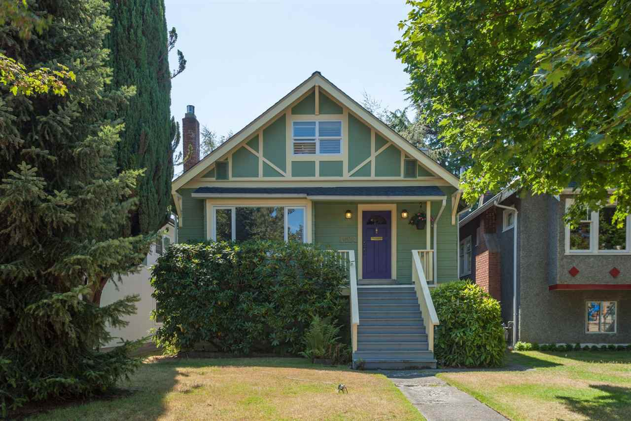 Main Photo: 3414 W KING EDWARD Avenue in Vancouver: Dunbar House for sale (Vancouver West)  : MLS®# R2343241