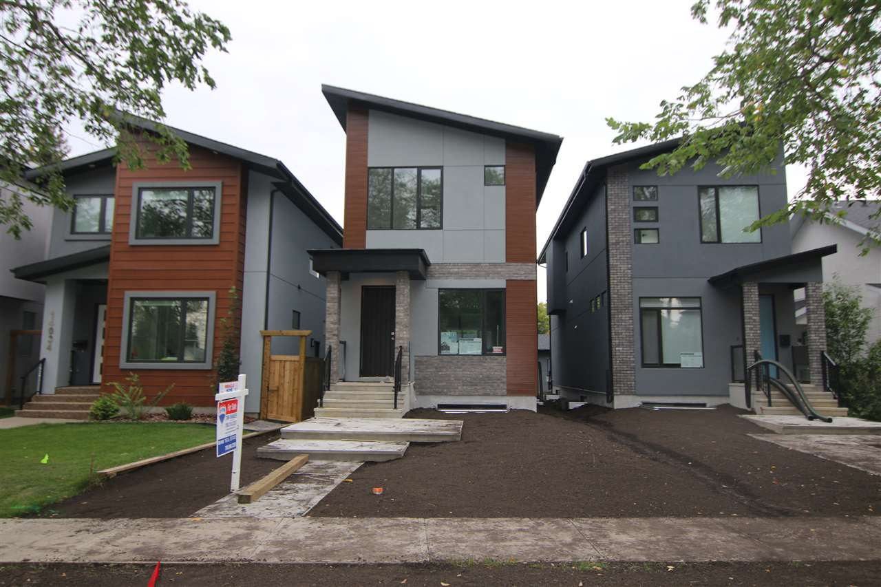Main Photo: 14032 106 Avenue in Edmonton: Zone 11 House for sale : MLS®# E4145810