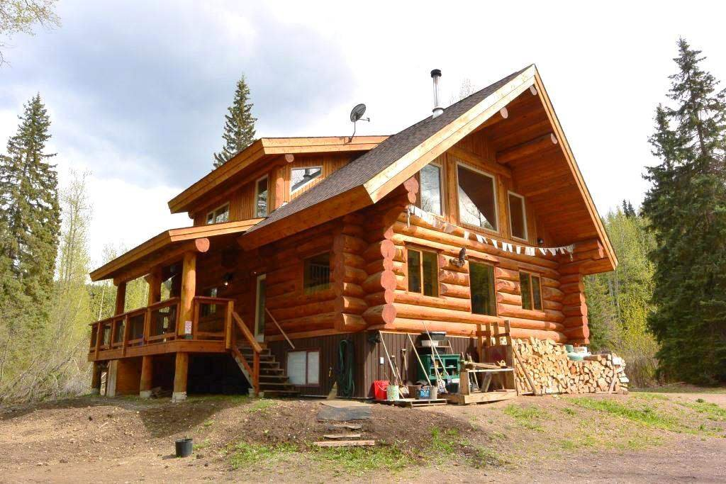 "Main Photo: 5170 DRIFTWOOD Road in Smithers: Smithers - Rural House for sale in ""DRIFTWOOD"" (Smithers And Area (Zone 54))  : MLS®# R2371136"