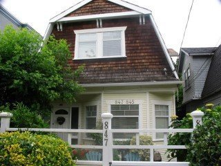 Main Photo: 845 847 West 7th Avenue in Vancouver: Home for sale