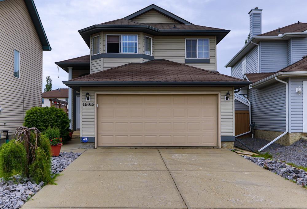 Main Photo: 16015 91 Street in Edmonton: Zone 28 House for sale : MLS®# E4165078