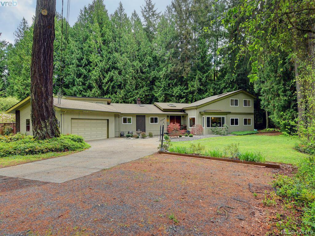 Main Photo: 1835 Radway Rd in NORTH SAANICH: ML Shawnigan Land for sale (Malahat & Area)  : MLS®# 759381