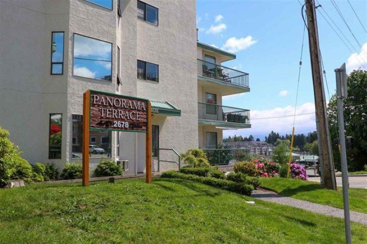 "Photo 2: Photos: 101 2678 MCCALLUM Road in Abbotsford: Central Abbotsford Condo for sale in ""Panorama Terrace"" : MLS®# R2476073"