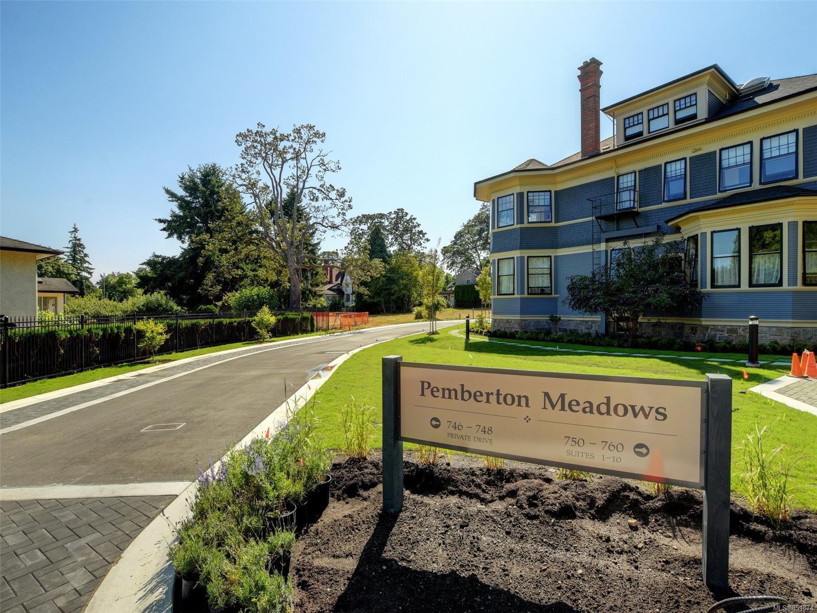 Main Photo: 746 Pemberton Rd in : Vi Rockland Land for sale (Victoria)  : MLS®# 851874