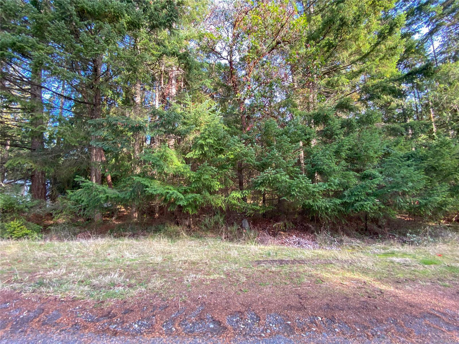 Main Photo: Lt 37 Pat Burns Ave in : Isl Gabriola Island Land for sale (Islands)  : MLS®# 859556